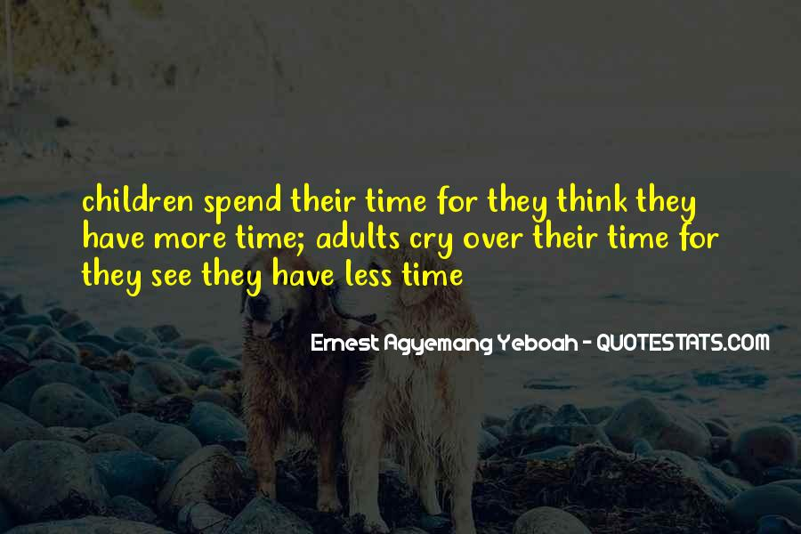 Quotes About Time Passing #103243