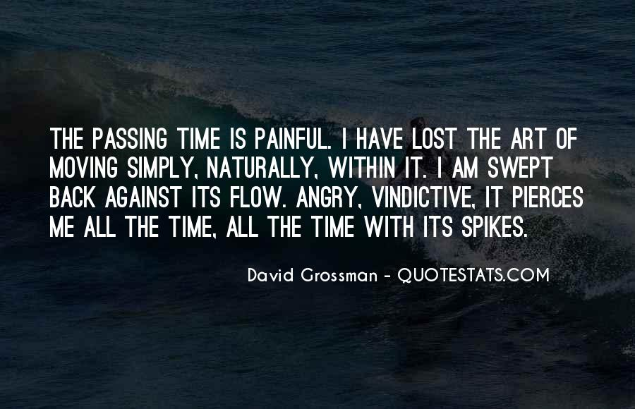 Quotes About Time Passing #119376