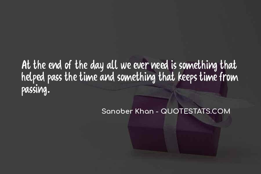 Quotes About Time Passing #119440
