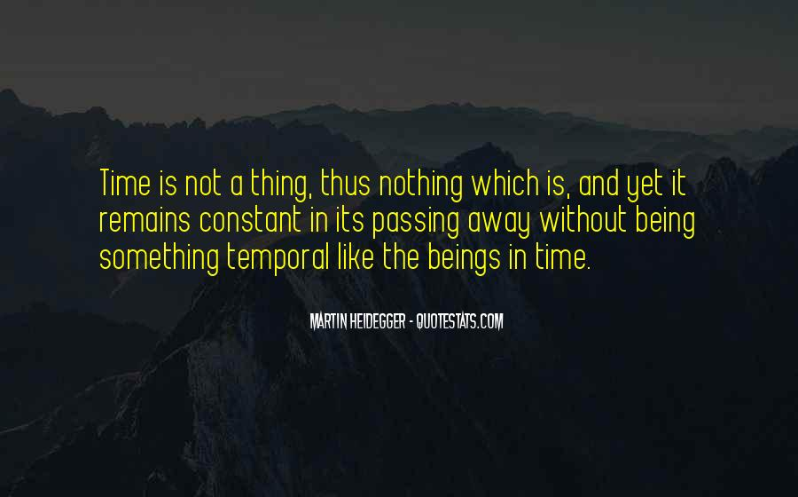 Quotes About Time Passing #162337