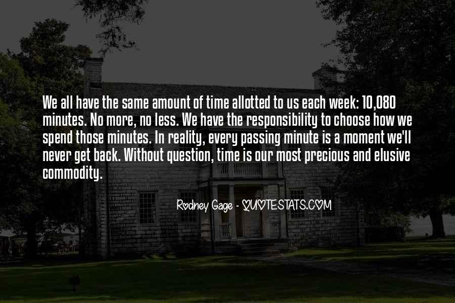 Quotes About Time Passing #225926
