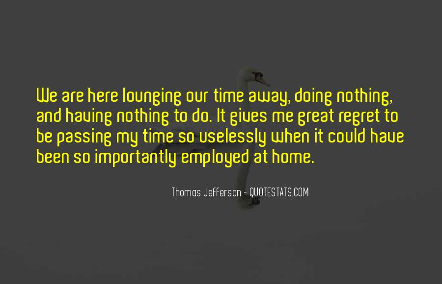 Quotes About Time Passing #236473