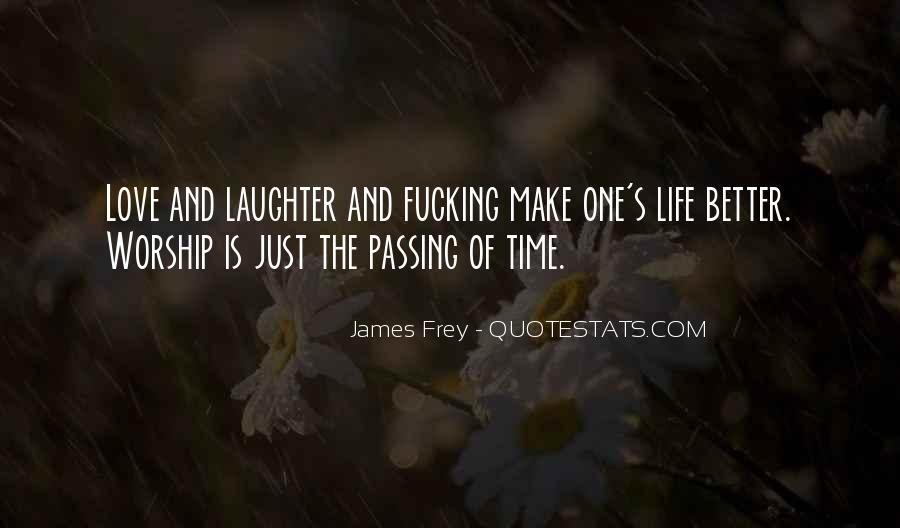 Quotes About Time Passing #295346