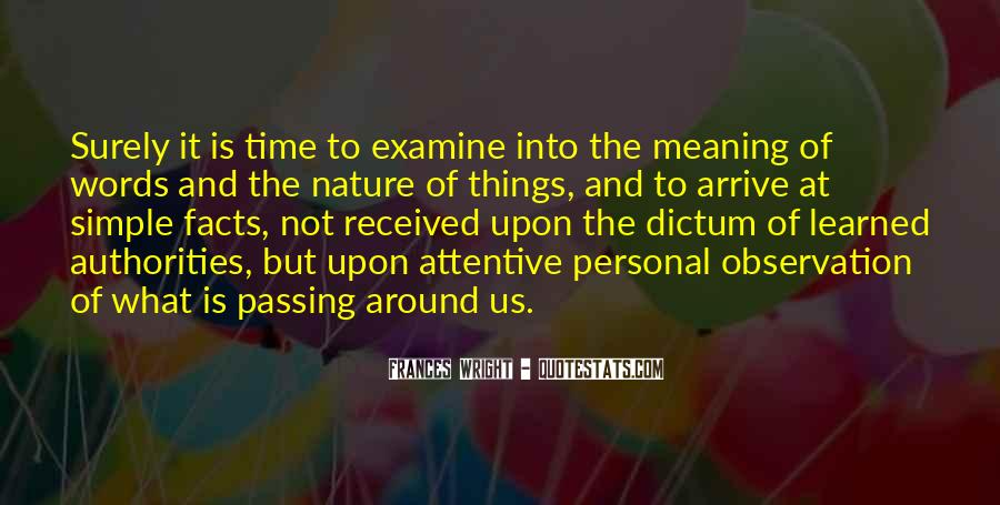 Quotes About Time Passing #327463