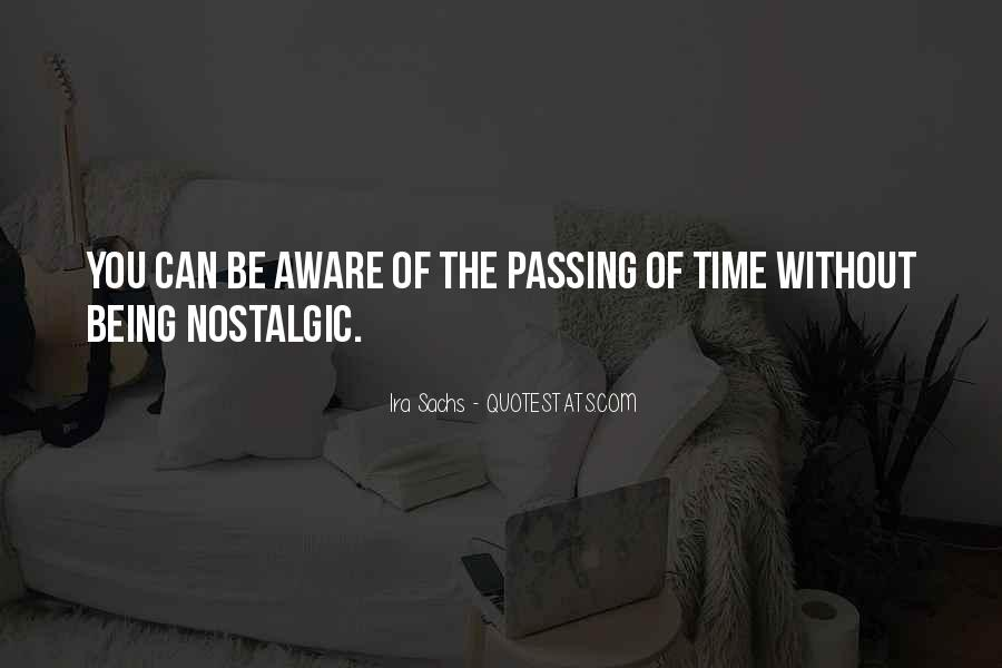 Quotes About Time Passing #385020