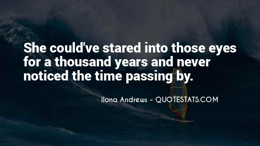 Quotes About Time Passing #395004