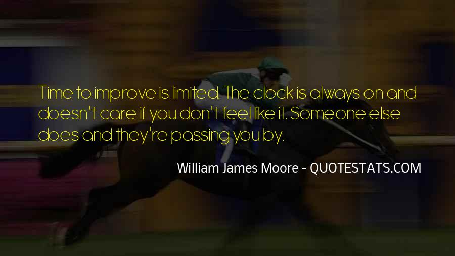 Quotes About Time Passing #396589