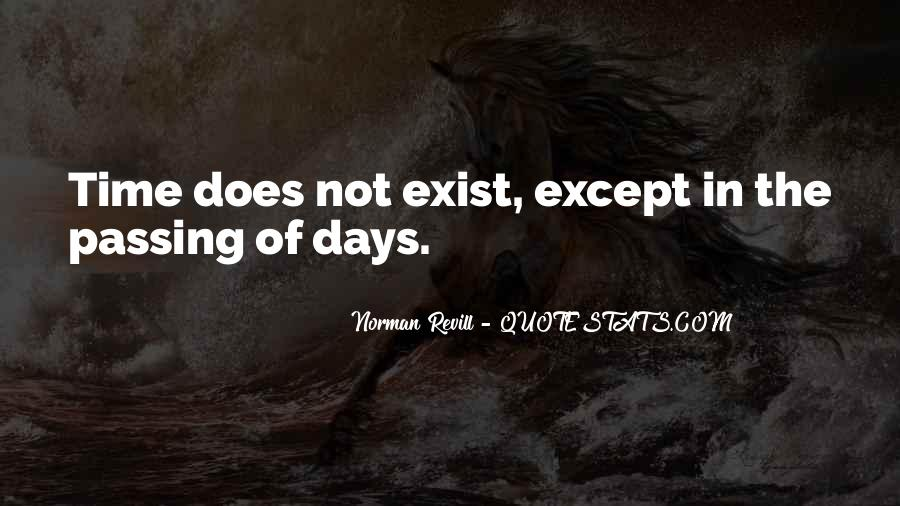 Quotes About Time Passing #54412