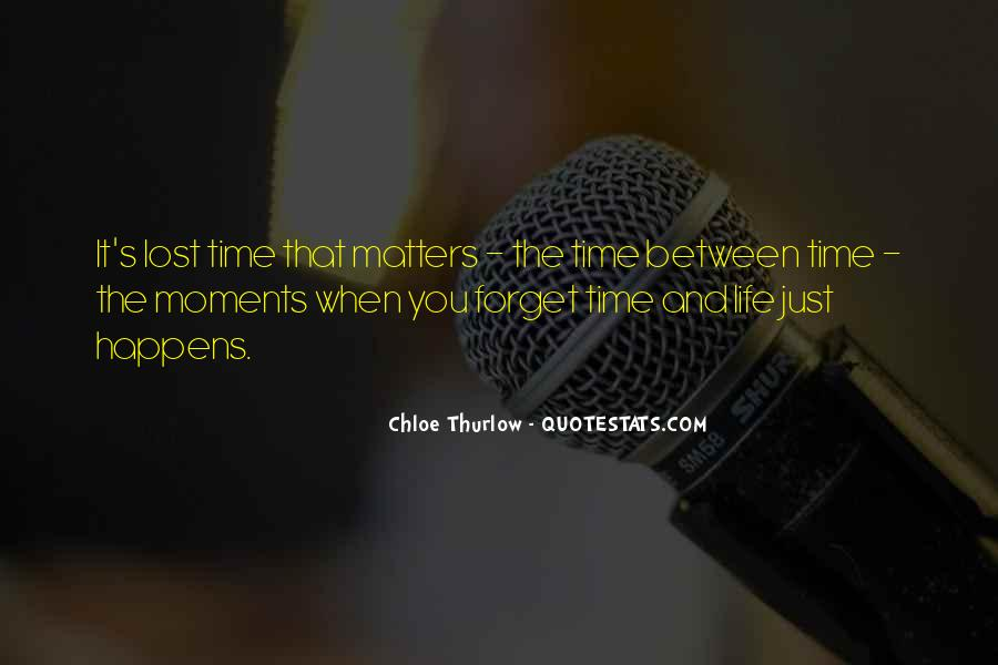 Quotes About Time Passing #74491