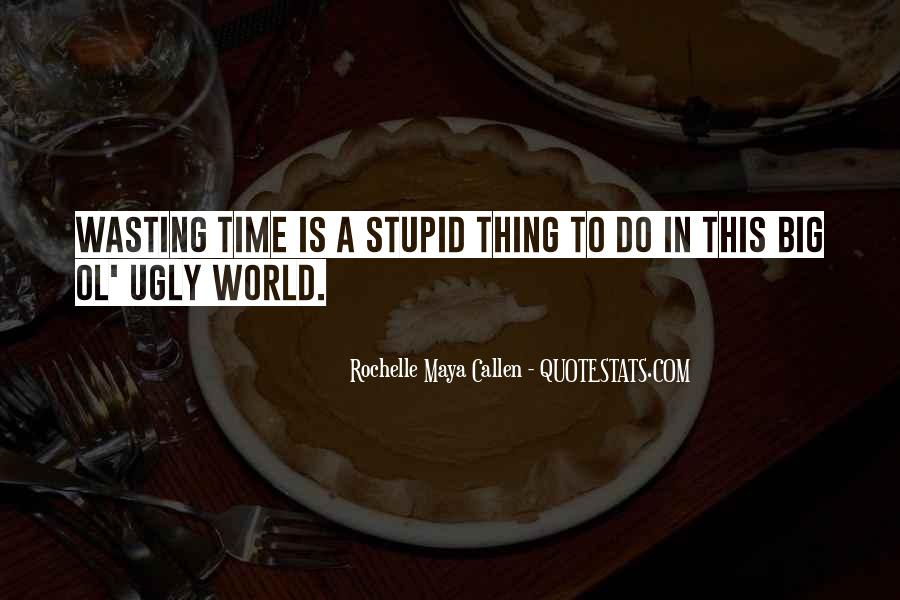 Quotes About Time Passing #82770