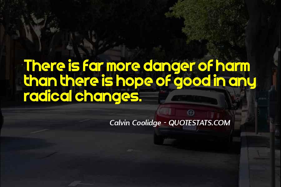 Quotes About The Danger Of Hope #1638347