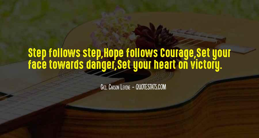 Quotes About The Danger Of Hope #59631