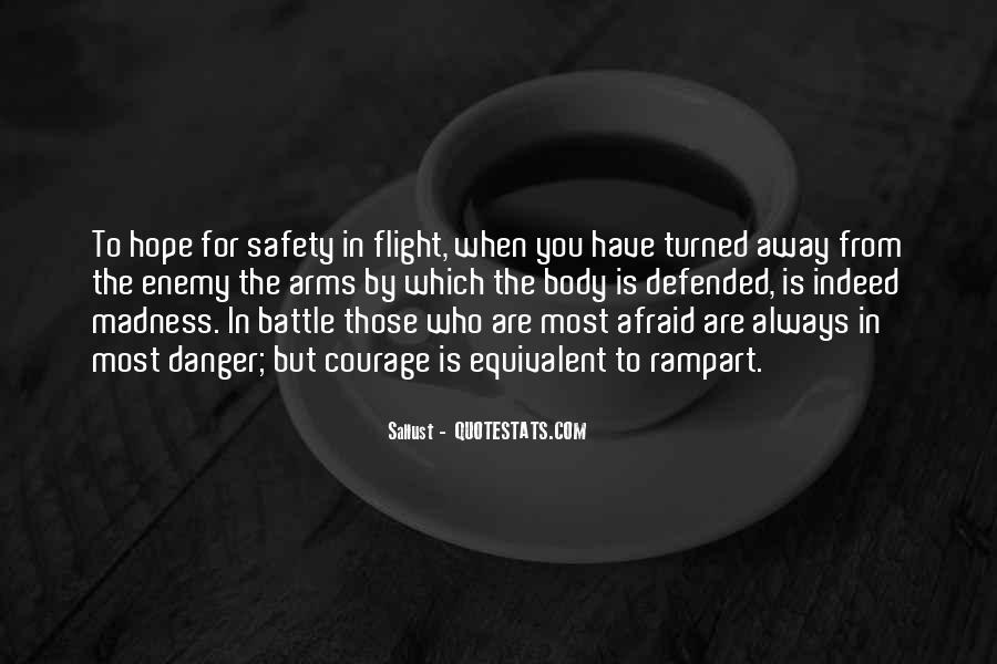 Quotes About The Danger Of Hope #701048
