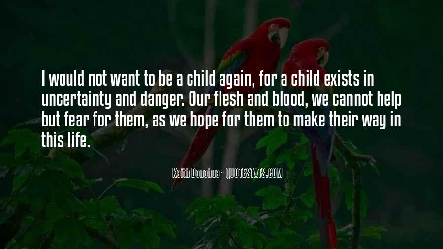Quotes About The Danger Of Hope #862948