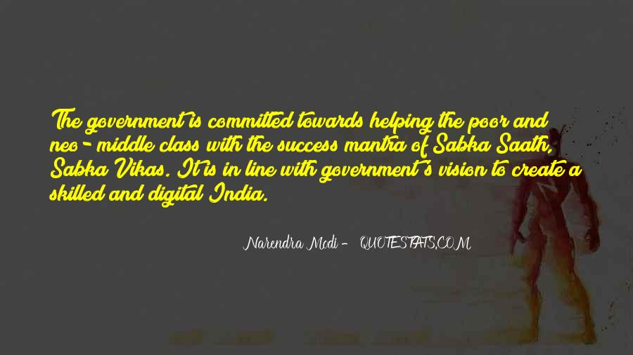 Quotes About Government Helping The Poor #743283