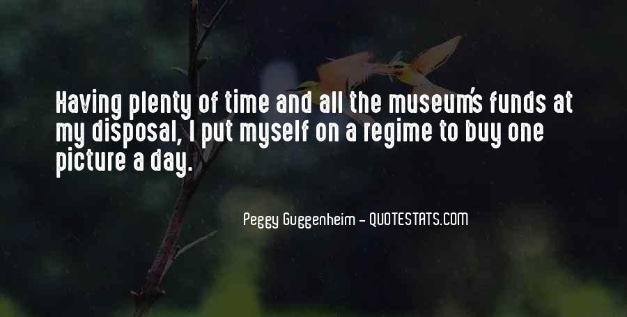 Quotes About The Guggenheim Museum #1608435