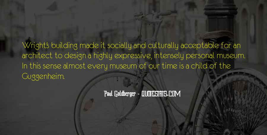 Quotes About The Guggenheim Museum #1668654