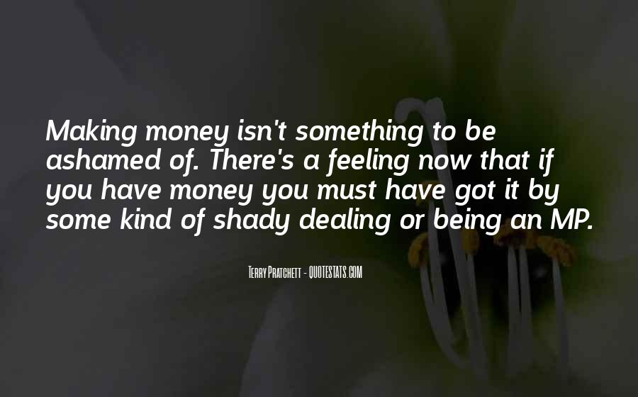 Quotes About Being Shady #1635194