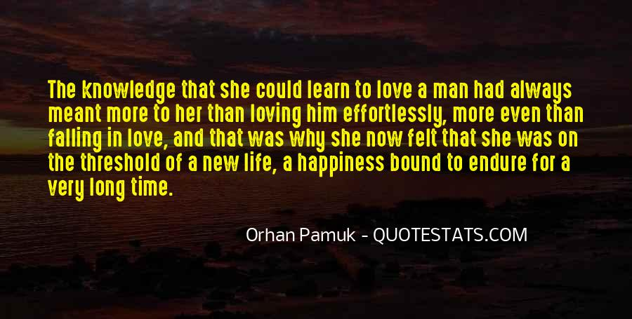 Quotes About Falling More In Love #1463237