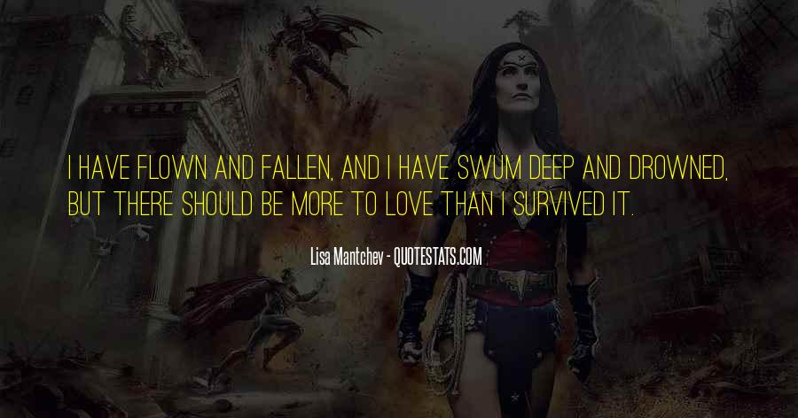 Quotes About Falling More In Love #1536405