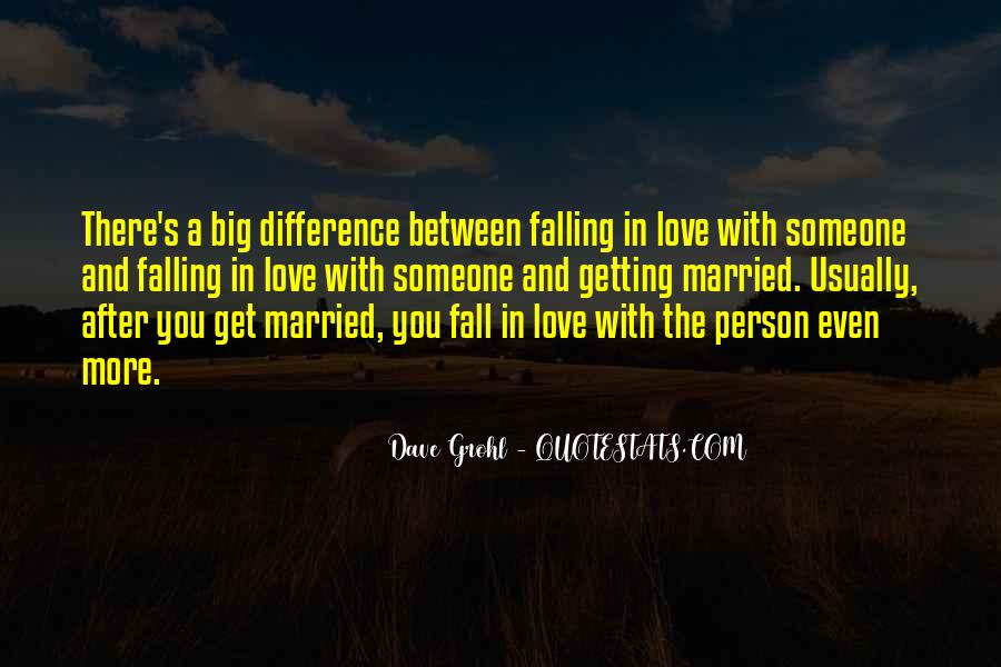 Quotes About Falling More In Love #1633141