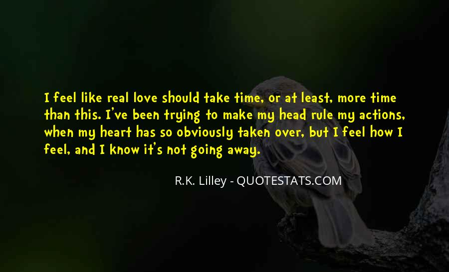 Quotes About Falling More In Love #1636785