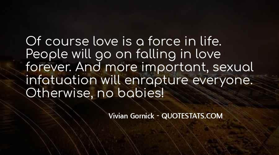 Quotes About Falling More In Love #1706054