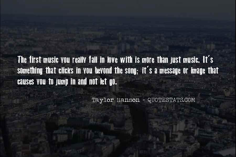 Quotes About Falling More In Love #1767772