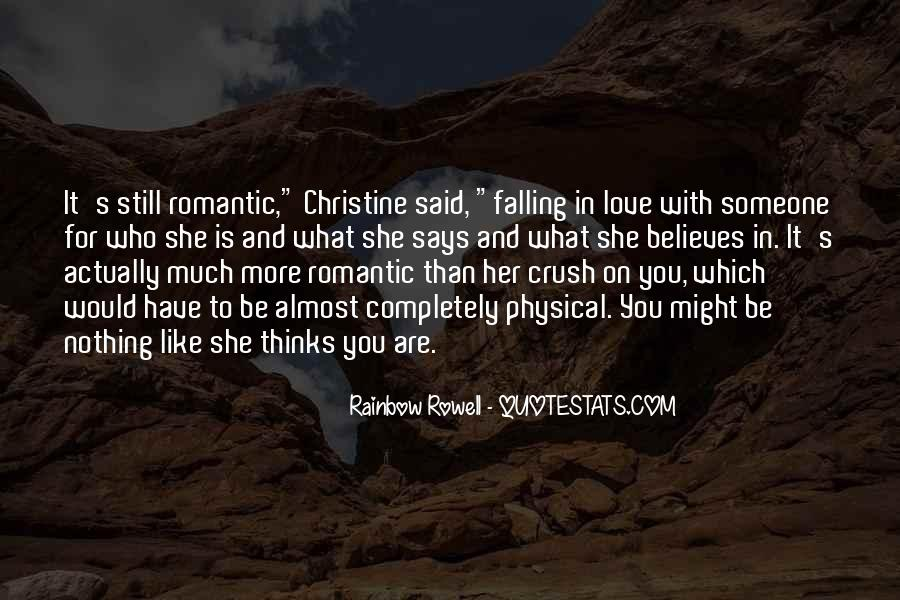 Quotes About Falling More In Love #1869752