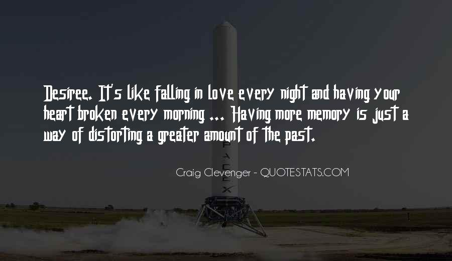 Quotes About Falling More In Love #400330