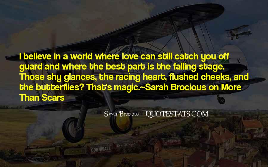 Quotes About Falling More In Love #952259