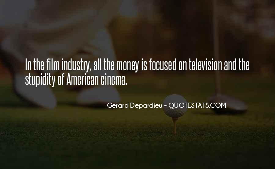 Quotes About Cinema Film #100608