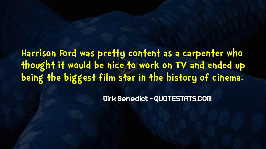 Quotes About Cinema Film #190791