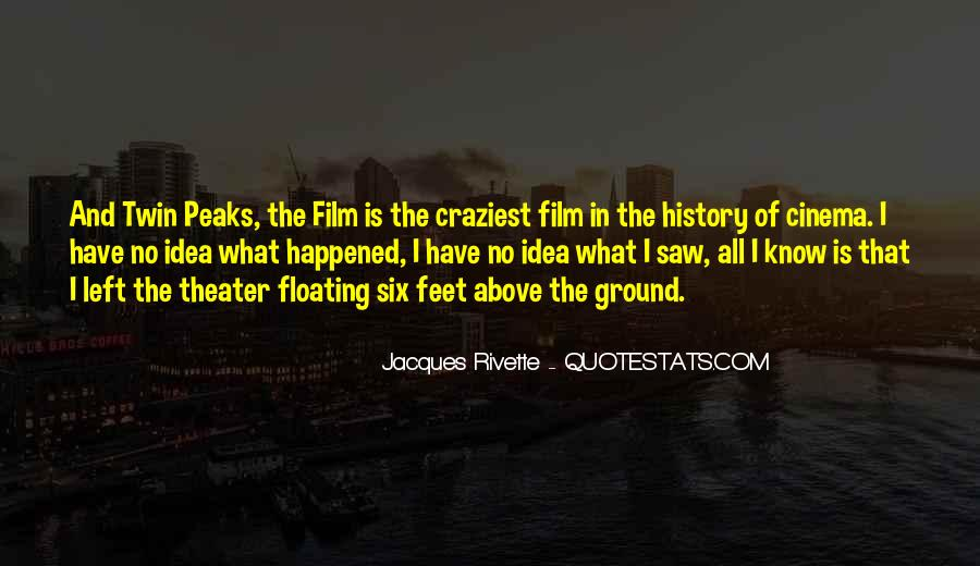 Quotes About Cinema Film #216541