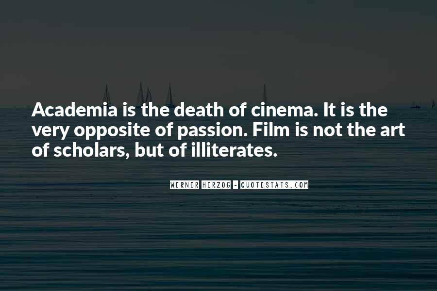 Quotes About Cinema Film #226874