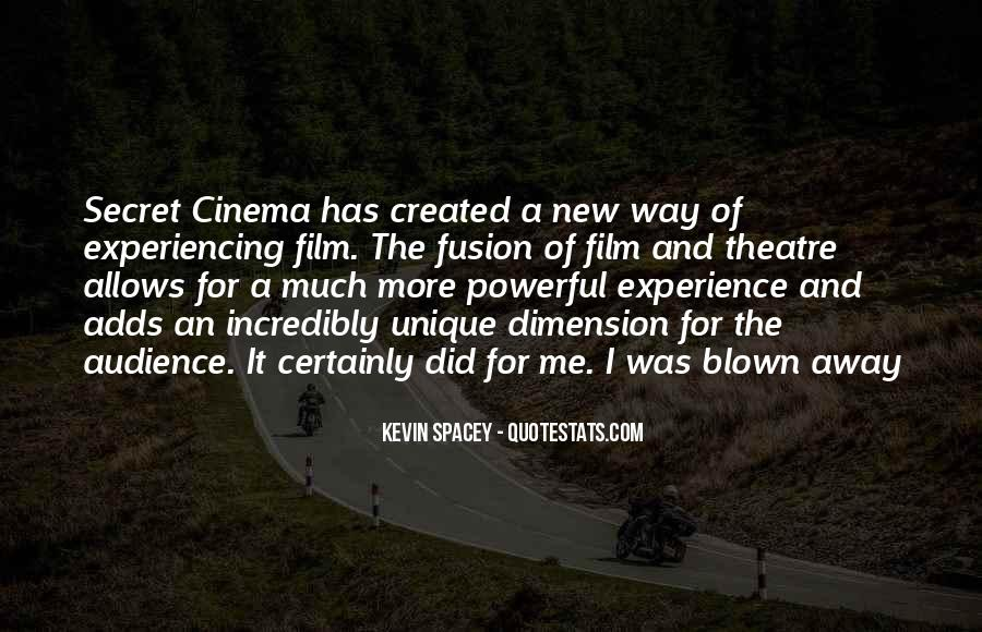 Quotes About Cinema Film #284322