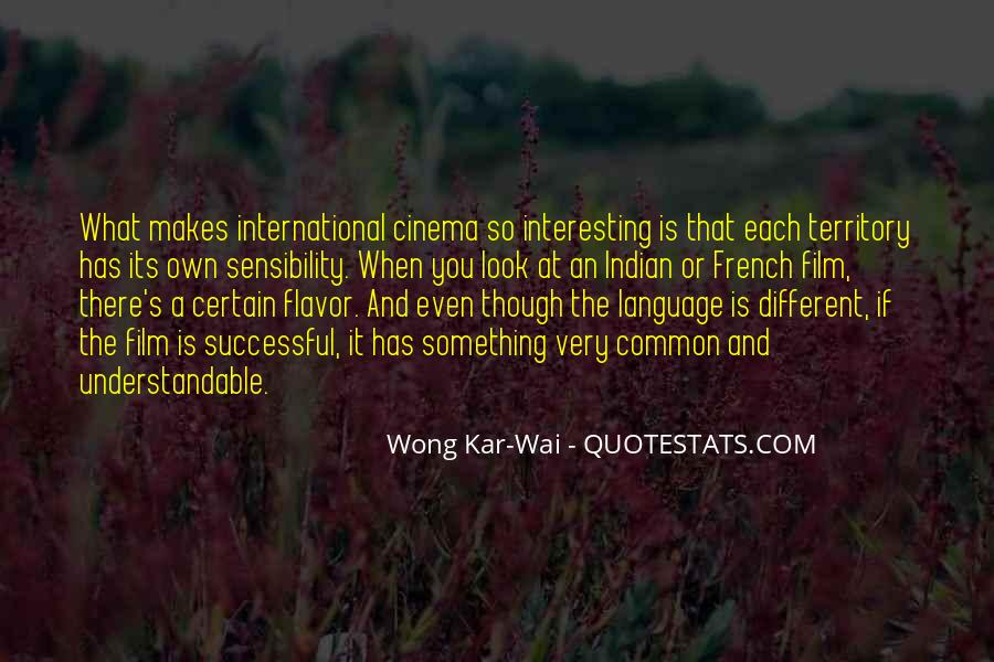 Quotes About Cinema Film #29297