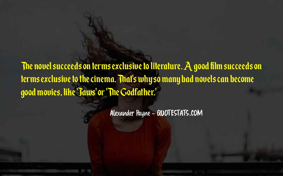 Quotes About Cinema Film #331399