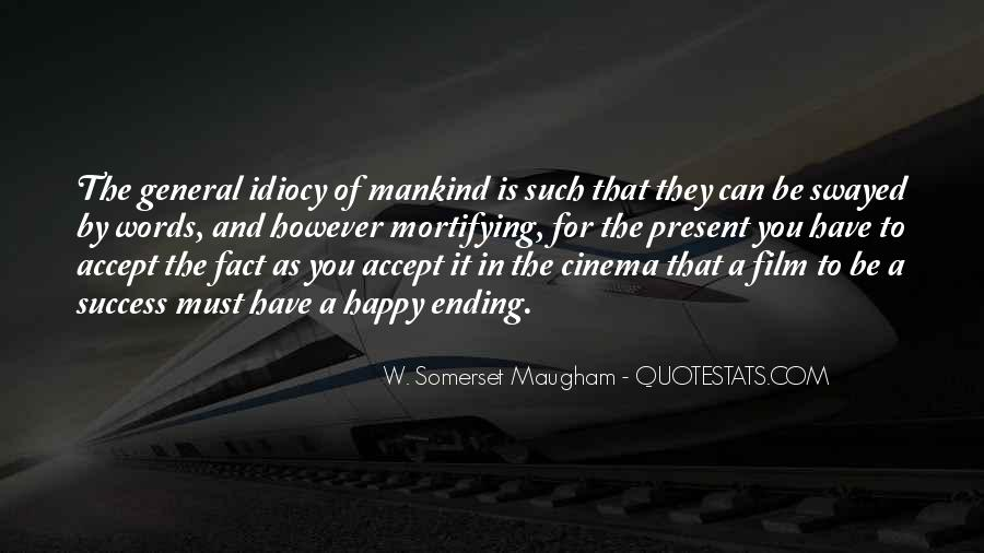 Quotes About Cinema Film #366828