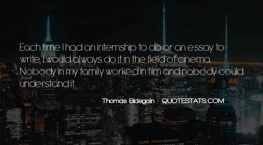 Quotes About Cinema Film #458792
