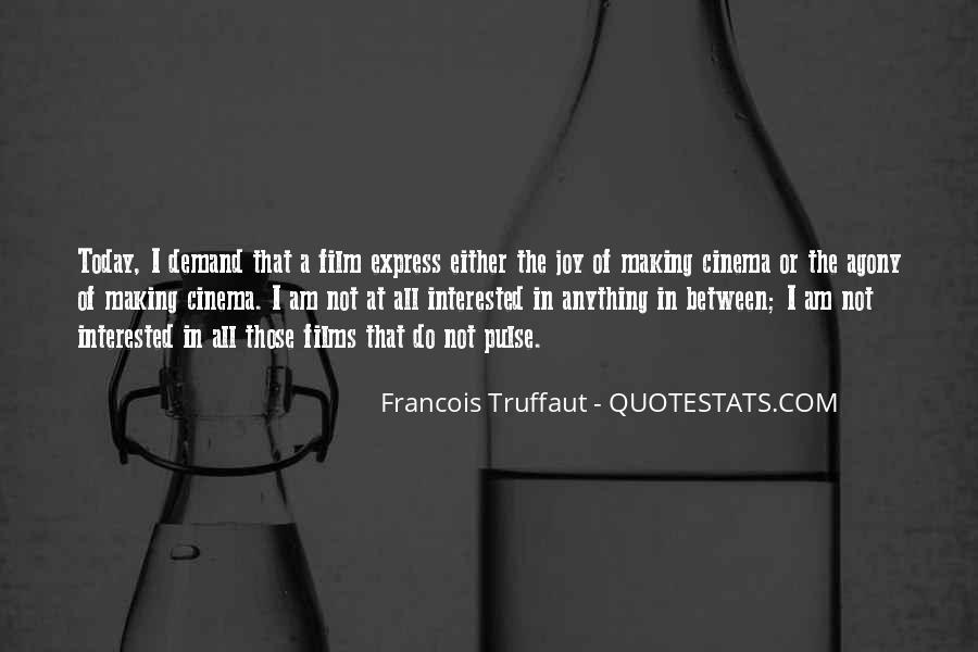 Quotes About Cinema Film #483706