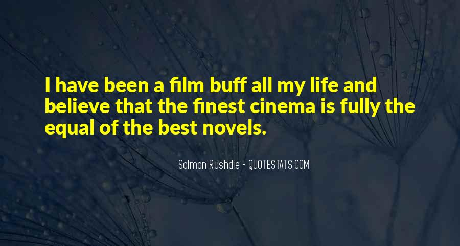 Quotes About Cinema Film #509175