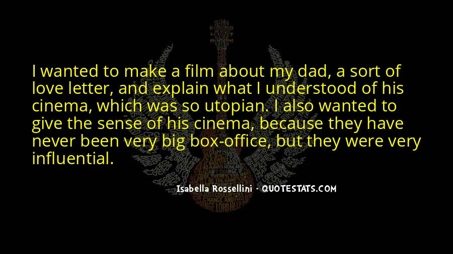 Quotes About Cinema Film #533617