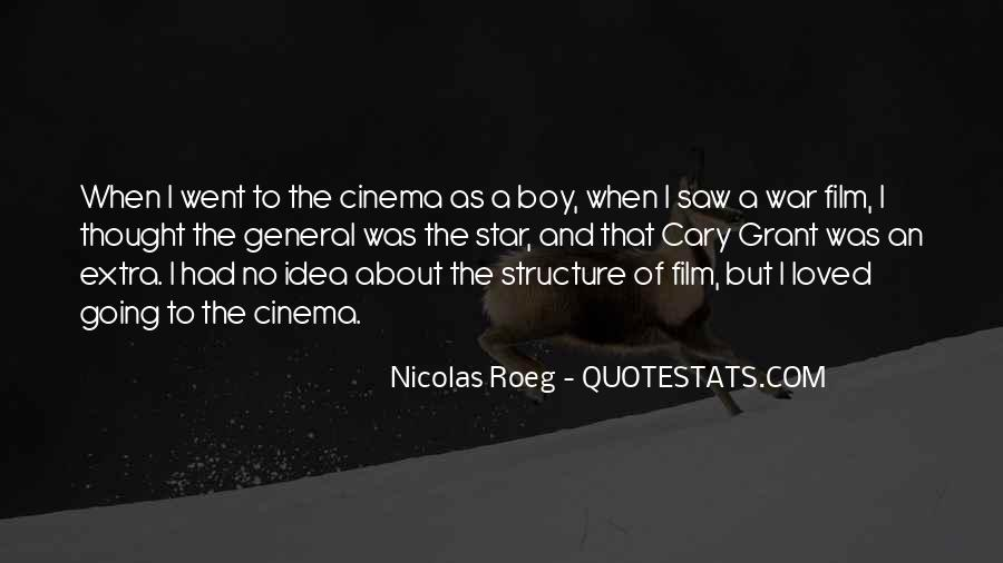 Quotes About Cinema Film #581902