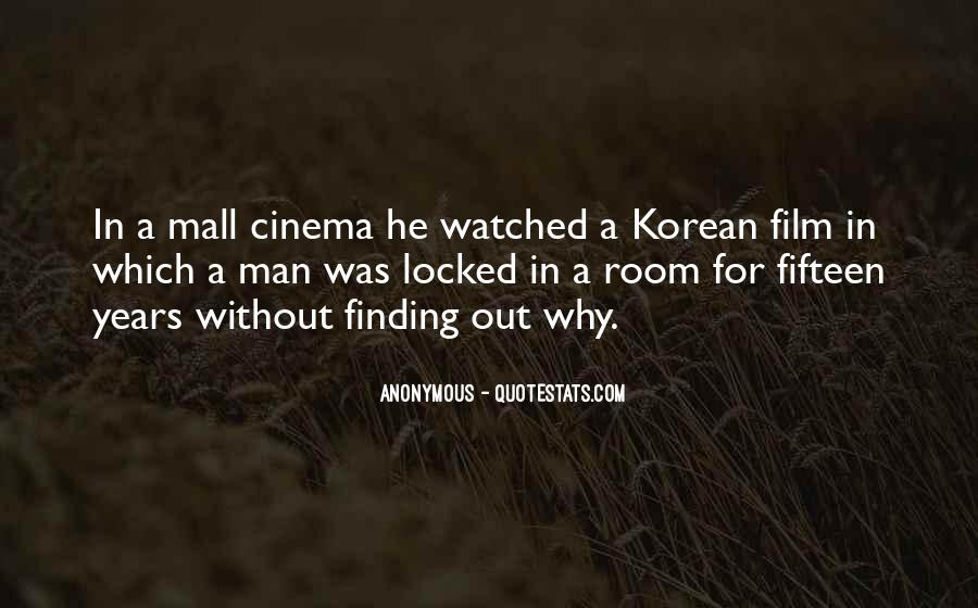 Quotes About Cinema Film #67394