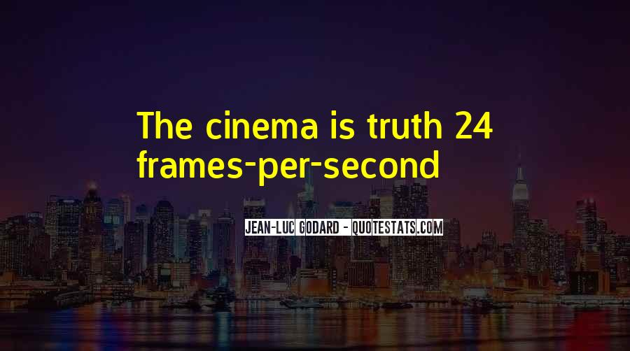 Quotes About Cinema Film #681907