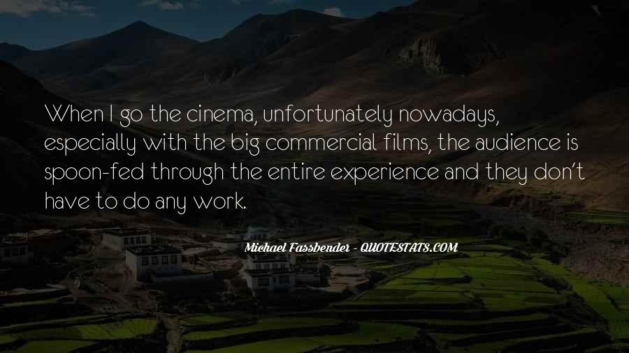 Quotes About Cinema Film #687038