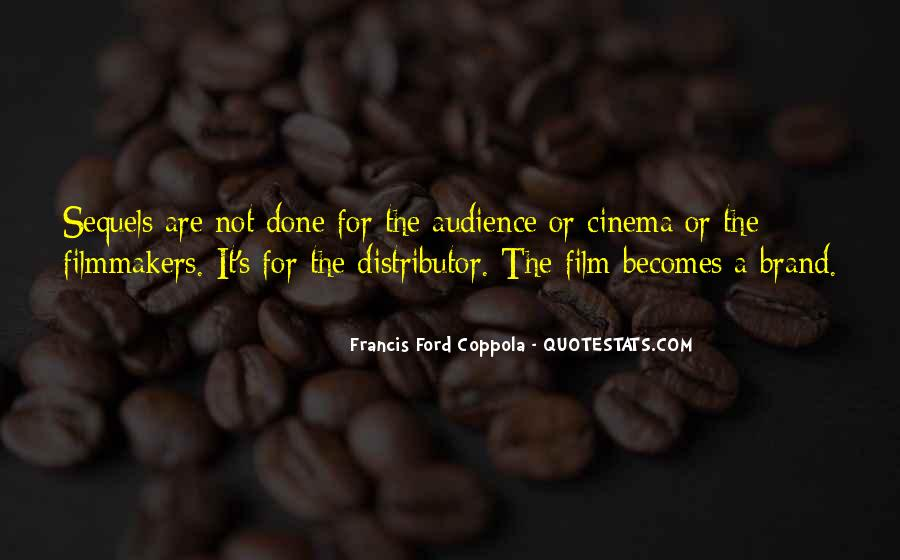 Quotes About Cinema Film #848617