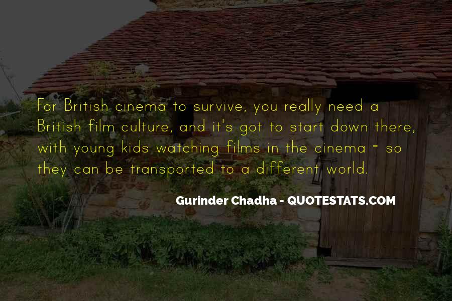 Quotes About Cinema Film #85341