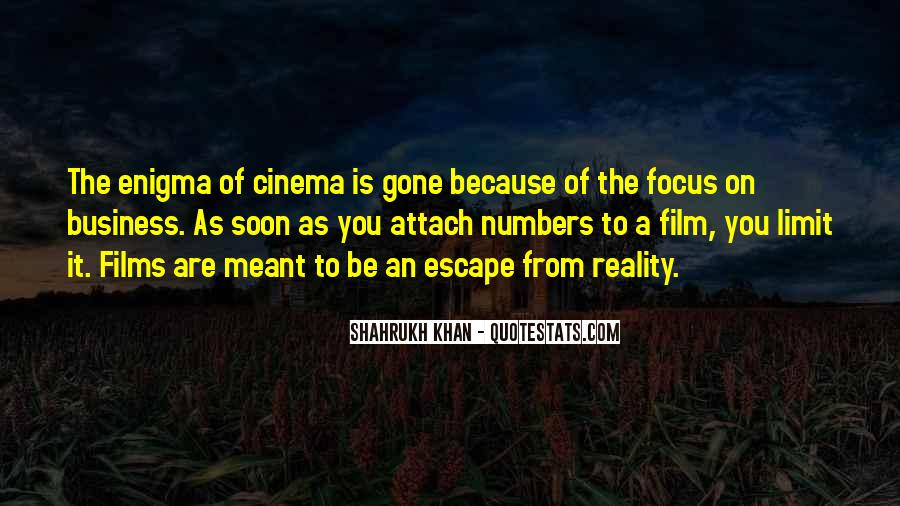 Quotes About Cinema Film #864735